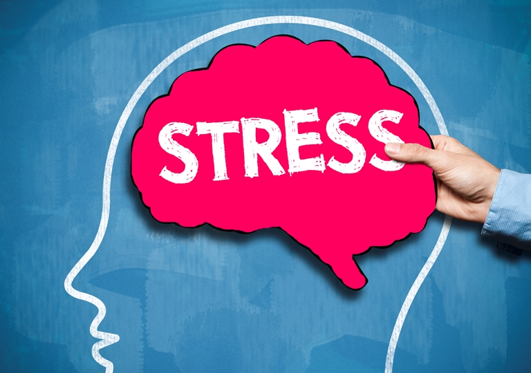 What type of stress are you experiencing?